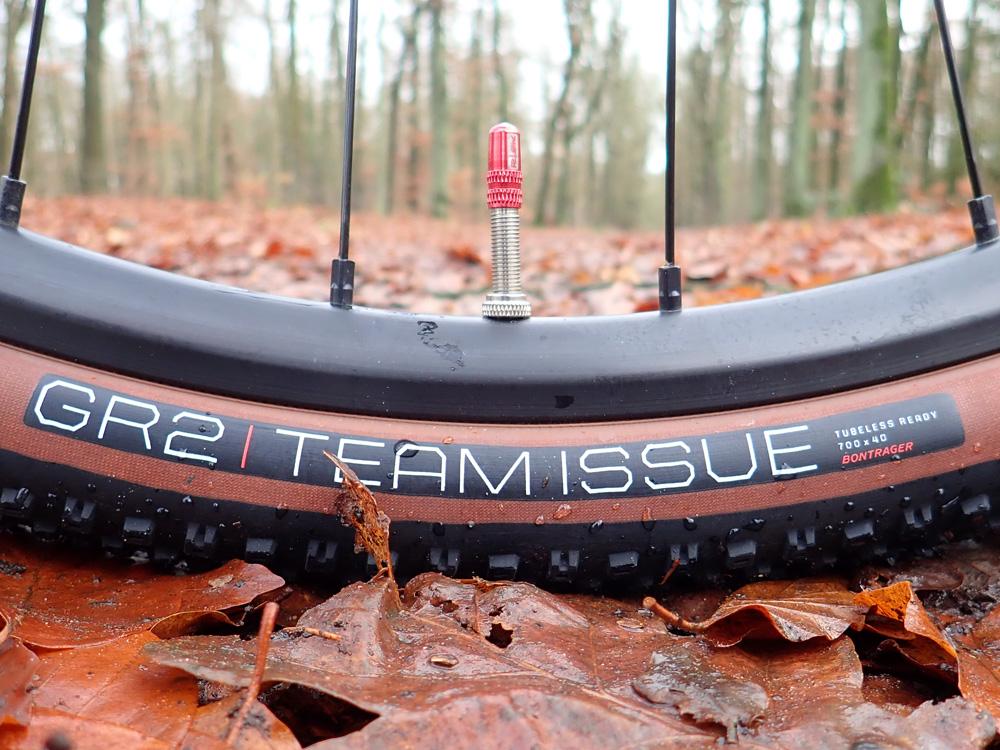 Op pad met de Bontrager GR2 Team Issue gravelbanden