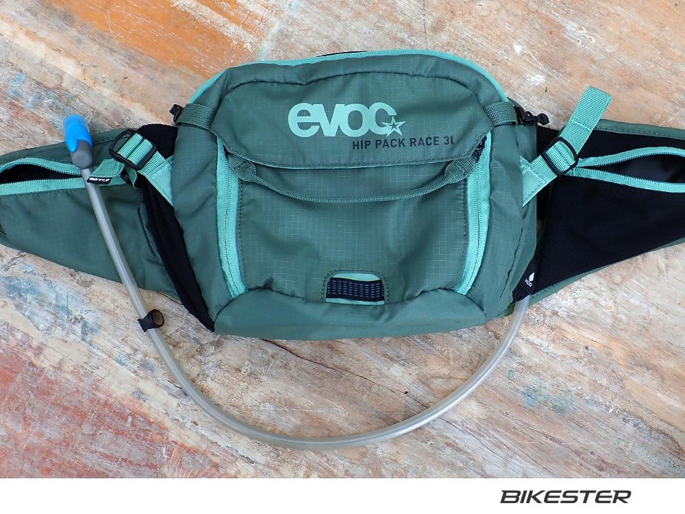 Op pad met de Evoc hip pack Race