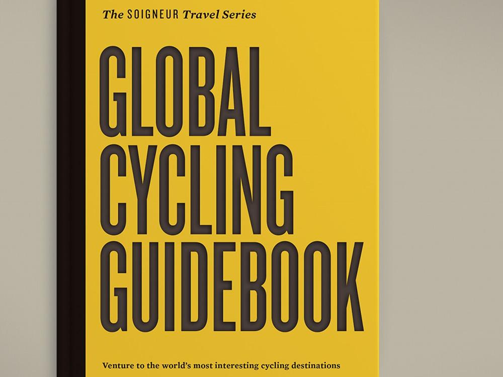 Soigneur presenteert The Global Cycling Guidebook