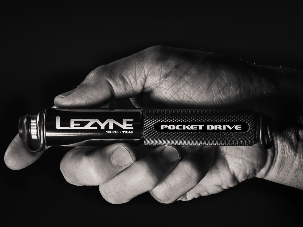 Extra small of extra large? De Lezyne Pocket Drive