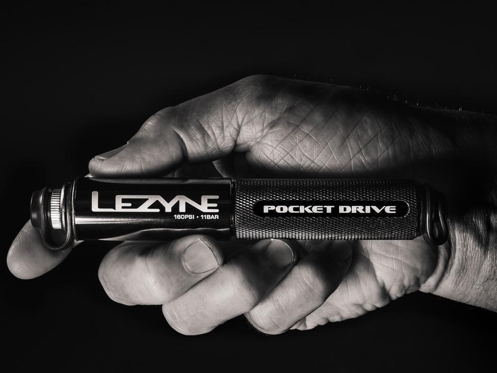 Extra small of extra large? De Lezyne Pocket Drive