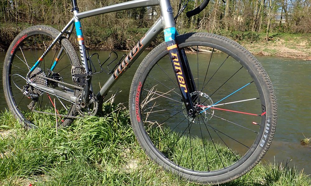 Rondjes draaien met de Spinergy GX gravel wielen