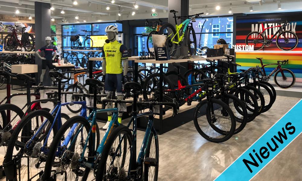 Trek opent vijfde winkel in Eindhoven