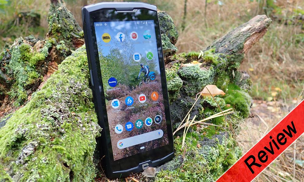 Op pad met de Crosscall Core X4 Smartphone