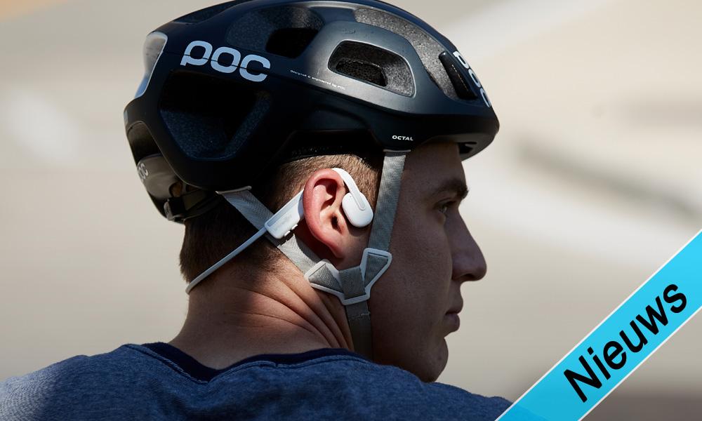 AfterShokz nieuwe OpenMove bone conduction koptelefoon