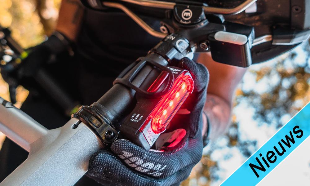 Lezyne LEDs met remlichtfunctie