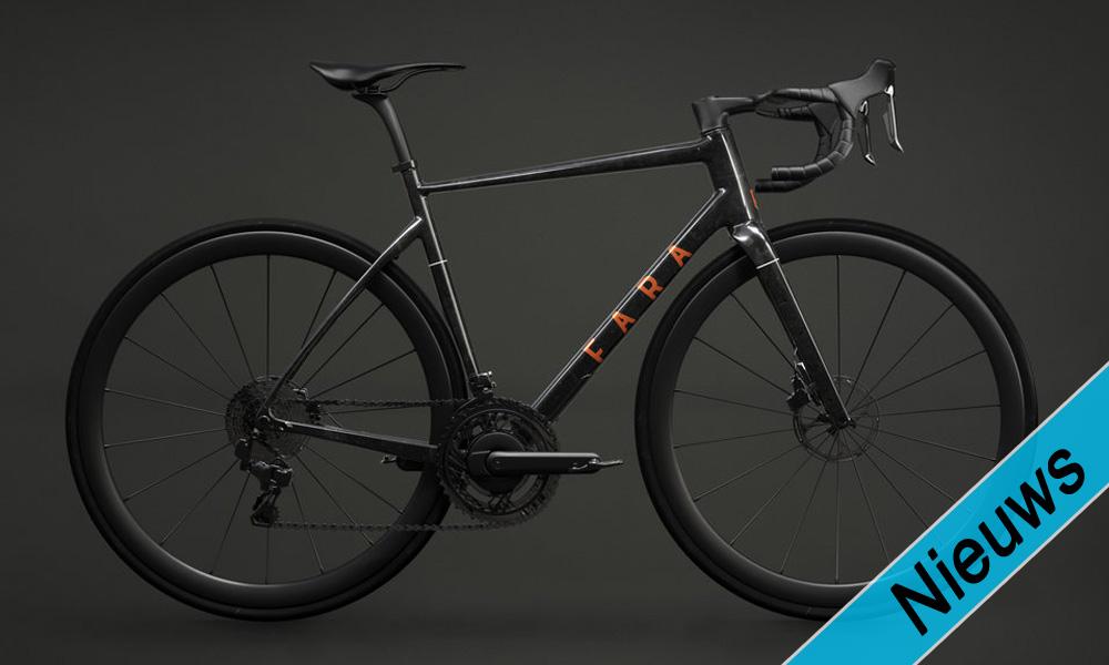 Fara Cycling's volledig nieuwe F/AR All-Road Bike