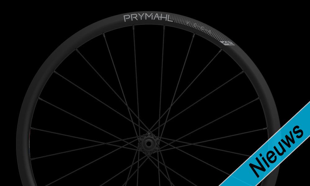 Prymahl wielen nu ook met aluminium velgen